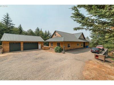 Brush Prairie Single Family Home For Sale: 13504 NE 240th Ave