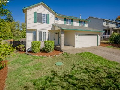 Camas Single Family Home For Sale: 3617 SE Sunrise Dr