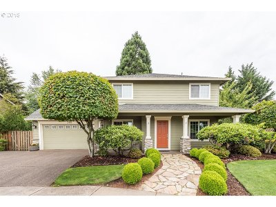 Canby Single Family Home Pending: 285 NW 13th Pl