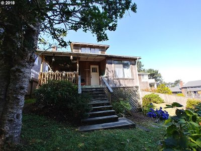 Single Family Home For Sale: 116 N Larch St