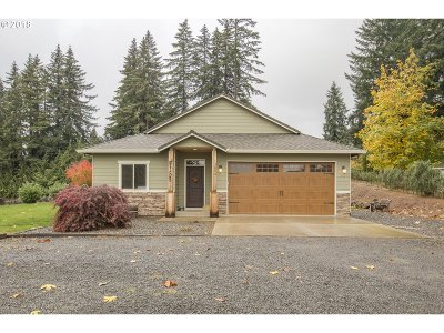 Single Family Home For Sale: 13096 SE Orient Dr