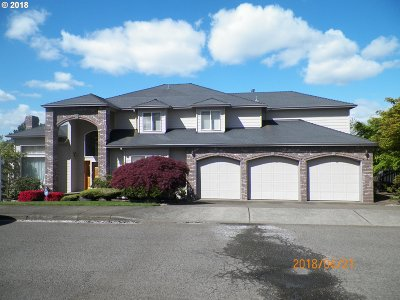 Happy Valley, Clackamas Single Family Home For Sale: 9380 SE Dundee Dr