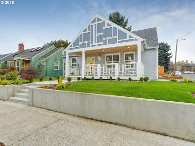 Single Family Home For Sale: 1906 NE 65th Ave
