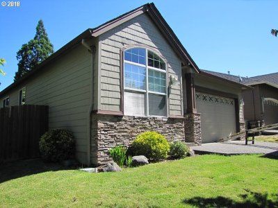Single Family Home For Sale: 31089 NW Kaybern St