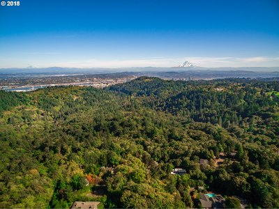 Portland Residential Lots & Land For Sale: NW Skyline Blvd