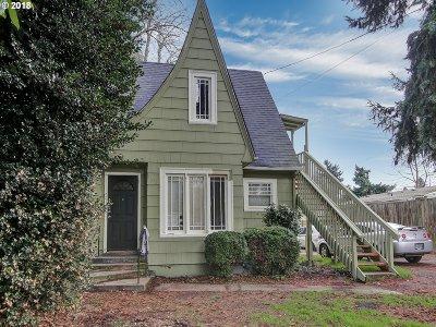 Multi Family Home For Sale: 5102 NE 60th Ave