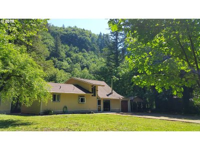 Washougal Single Family Home For Sale: 11302 Washougal River Rd