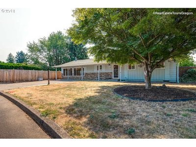 Milwaukie Single Family Home For Sale: 7718 SE Harrison St