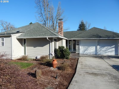 Beaverton, Aloha Single Family Home For Sale: 20265 SW Augusta Ct