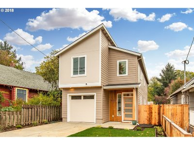 Single Family Home For Sale: 5122 SE 87