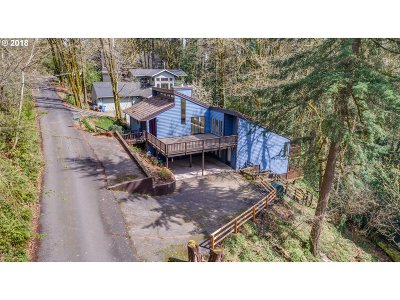 Single Family Home For Sale: 3144 SW Cascade Ter
