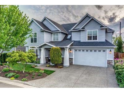 Newberg Single Family Home For Sale: 431 W Edgewood Dr