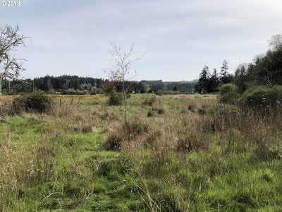 Coos Bay Farm & Ranch For Sale: Old Wireless Ln