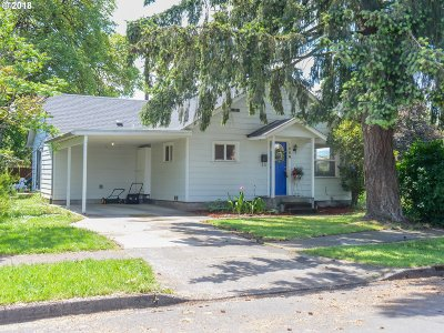 Springfield Single Family Home For Sale: 1009 L St