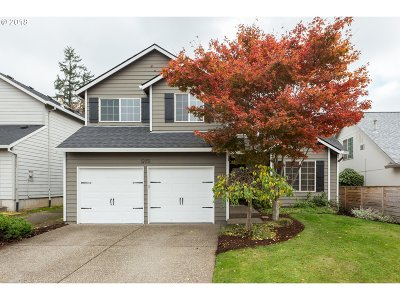 Tigard Single Family Home For Sale: 12151 SW Anton Dr