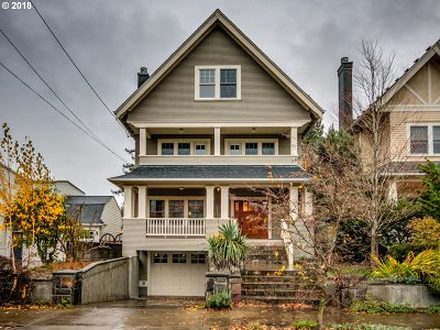 Single Family Home For Sale: 2416 NE 27th Ave