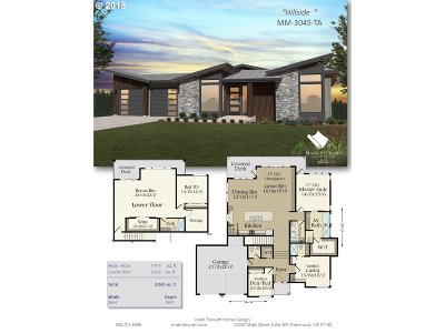 Lake Oswego OR Single Family Home For Sale: $1,100,000