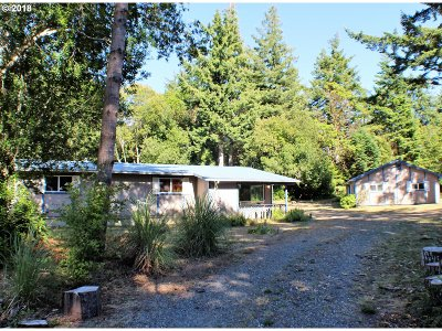 Bandon Single Family Home For Sale: 54031 Rosa Rd