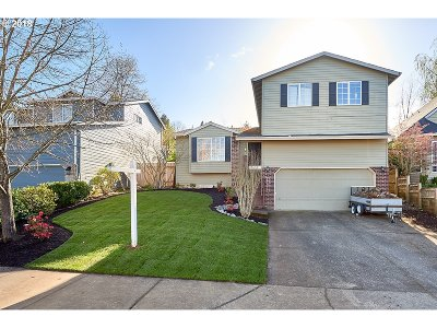 Single Family Home For Sale: 23390 SW Orchard Heights Pl