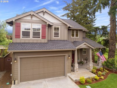 Wilsonville Single Family Home For Sale: 8690 SW Vale Ct