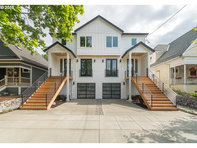 Single Family Home For Sale: 124 NE Cook St
