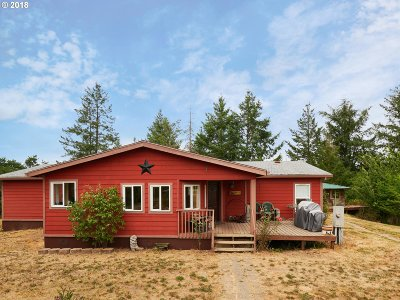 Yamhill Single Family Home For Sale: 11480 NW Pike Rd
