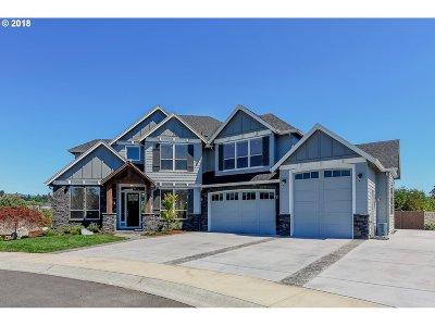Brush Prairie Single Family Home For Sale: 16211 NE 171st Ct