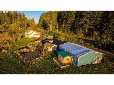 Eugene Single Family Home For Sale: Undisclosed