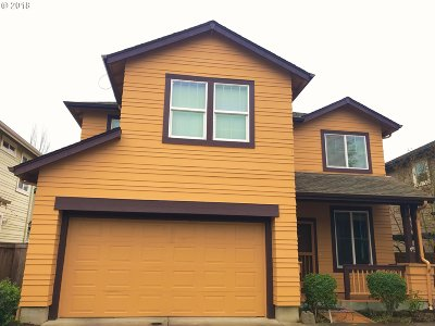 Eugene Single Family Home For Sale: 5316 Wales Dr