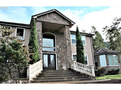 Eugene Single Family Home For Sale: 2975 Summit Terrace Dr