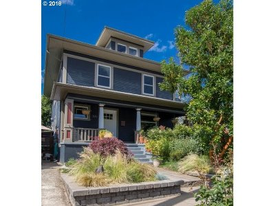Single Family Home For Sale: 835 N Webster St