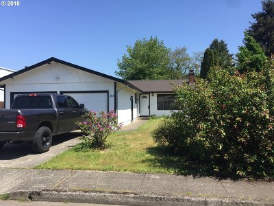 Stayton Single Family Home Sold: 264 N Oak Ave