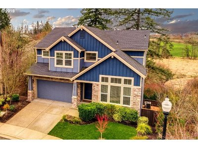 Newberg, Dundee, Mcminnville, Lafayette Single Family Home For Sale: 4715 Masters Dr