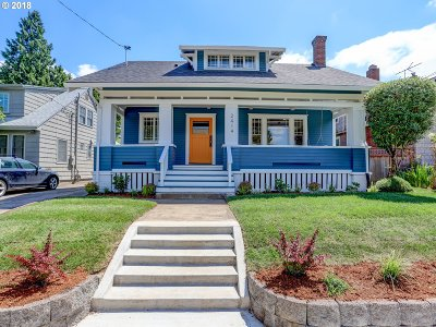 Single Family Home For Sale: 2414 NE 37th Ave