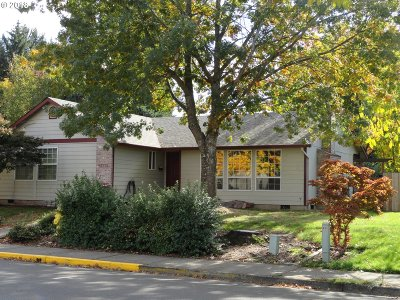 Newberg, Dundee, Mcminnville, Lafayette Single Family Home For Sale: 1270 NE 19th St