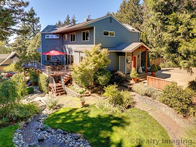 Single Family Home For Sale: 3455 SW Dosch Rd