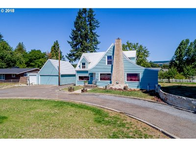 Sweet Home Single Family Home For Sale: 3248 Highway 20