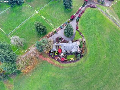 Salem Single Family Home For Sale: 7158 Mill Ridge Pl