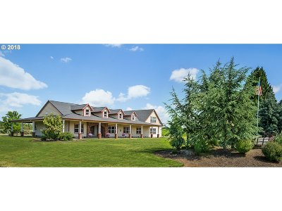 Hubbard Single Family Home For Sale: 19601 Boones Ferry Rd