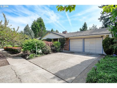 Portland Single Family Home For Sale: 10770 SW Berkshire St