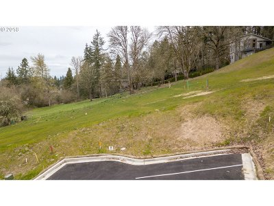 Eugene Residential Lots & Land For Sale: 1265 Butte Ln #4