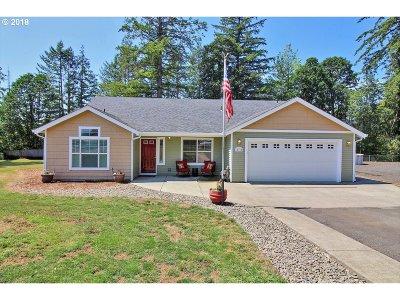 Battle Ground Single Family Home For Sale: 18310 NE 269th Cir