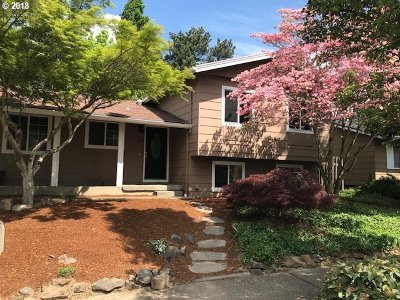 Single Family Home For Sale: 3725 NW Olympic Dr