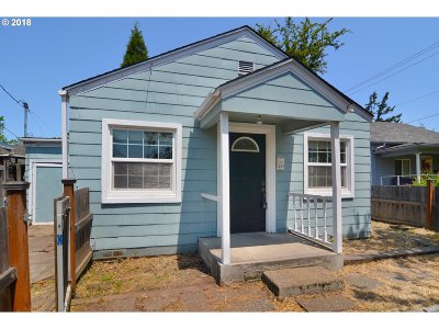 Eugene Single Family Home For Sale: 277 W 15th Ave