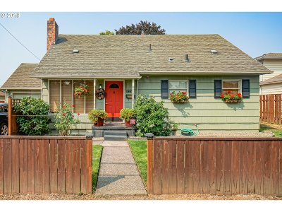 Single Family Home For Sale: 1825 NE 111th Ave