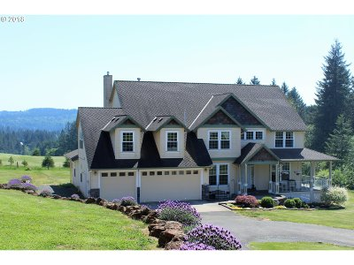 Oregon City Single Family Home For Sale: 18401 S Norman Rd