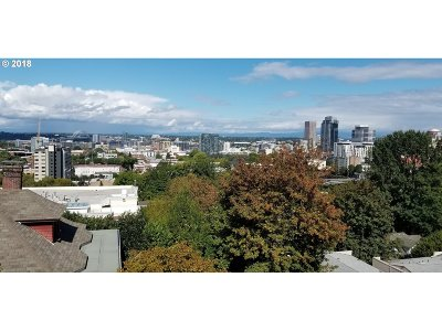 Portland Condo/Townhouse For Sale: 1535 SW Upper Hall St