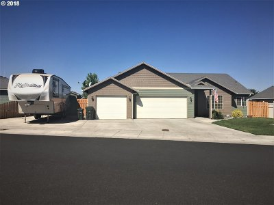 Hermiston Single Family Home For Sale: 1356 SW 6th St