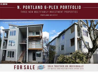 Multi Family Home For Sale: 1526 N Holman St