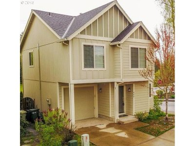 Cornelius Single Family Home For Sale: 845 N 20th Way